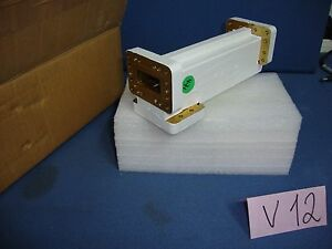 Ceragon Adapter Connector 15hp 6 cplr t2 Waveguide Wr137