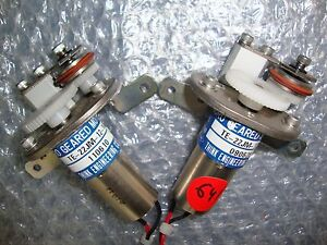 2 Units Lot Think Engineering Te 22jm 12 100 Micro Geared Motor 12v
