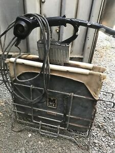 Mcelroy No 618 Butt Fusion Heater