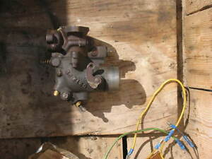 International Ih Farmall Tractor Carburetor Carb H Super H W4