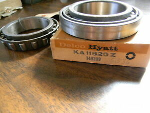 37 38 39 40 41 46 47 48 49 50 51 Chevrolet Gmc Big Truck Nos Diff Side Bearings