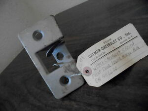 1940 1941 Chevrolet Pontiac Olds Buick Nos Right Front Door Lower Hinge Box