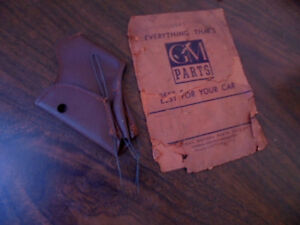 1939 Chevrolet Master Deluxe Coupe Sedan Nos Gearshift Lever Boot