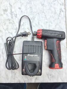Snap On Cts561 7 2v Cordless Screwdriver