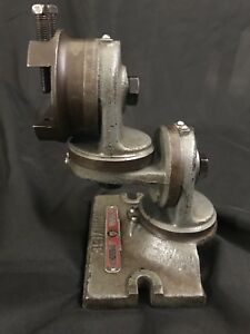 Rockwell Univise Universal Compound Angle Vise Machinist Grinding Fixture Delta