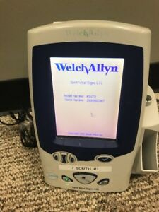 Welch Allyn Spot Vital Signs Lxi 45nto