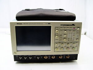 Tektronix Tds7104 Digital Phosphor Oscilloscope