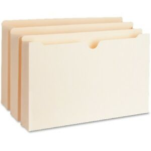 Bsn Expanding File Pockets 65803 50