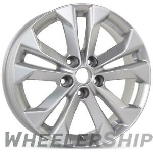 New 17 X 7 Alloy Replacement Wheel For Nissan Rogue 2014 2015 2016 Rim 62617