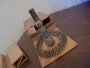 1934 1935 Chevrolet Standard Coupe Sedan Nos Ring And Pinion Gear