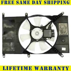Radiator Cooling Fan Assembly For Mitsubishi Galant Mi3115124q