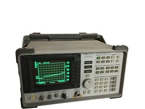 Hp Agilent Keysight 8592a Portable Microwave Spectrum Signal Analyzer Opt 021