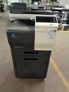Konica Bizhub C3850 Color Copier 40ppm Total Meter 63k Ct