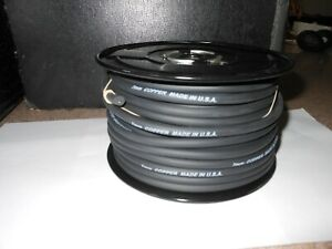 7mm Spark Plug Wire Copper Core 100 Foot Roll bulk Wire No Ends