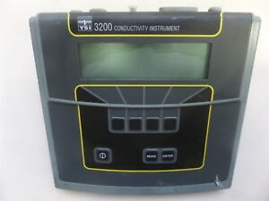 Ysi 3200 Conductivity Instrument