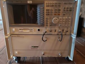 Agilent Hp 89441a Vector Signal Analyzer Rf Section Dc To 2 65 Ghz