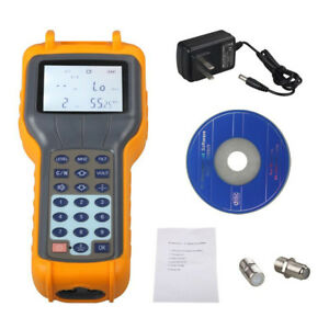 Ry s110 Catv Cable Tv Handle Digital Signal Level Meter Db Tester Tool Brand New