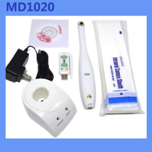 Dental 5 0 Mega Pixels Usb Wireless Intra Oral Camera Md1020 1 4 Cmos Sensor