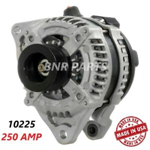 250 Amp 10225 Alternator Ford Mustang 5 0l Boss 302 M t High Output Performance