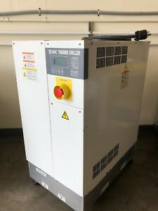 Smc Inr 498 003b Chiller Heat Exchanger Refurbished Certified With Warranty