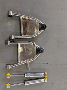 Mustang Ii 2 Suspension Tubular Control A arms For Air Bag Upper Lower A Arm