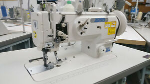 Thor Gc1541s srg Single Needle Walking Foot Sewing Machine W Speed Reducer