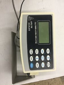 Arlyn Scales Indicator Industrial Drum Scale 1000 X 0 2 Lbs Capacity