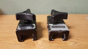 Steris Rail Clamps pair