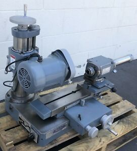 Universal Tool Cutter Grinder 25563650 1 3 Hp Industrial