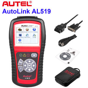Autel Autolink Al519 Obd2 Diagnostic Scan Tool Can Code Reader Scanner As Ml519