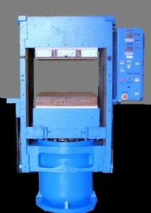 Hydraulic Press 250 Ton Molding Electric Heat Hydraulic Platen Press