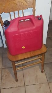 Brand New Wedco 5 Gallon Vented Gas Can