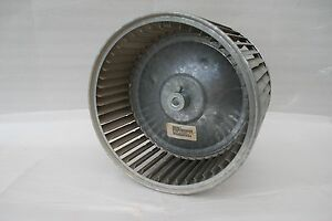 Trane D303766p17 Squirrel Cage Blower Wheel 10 9 16 X 8 1 16 For 1 2 Shaft