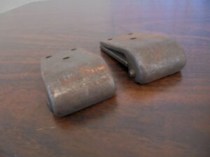 1937 1938 Chevrolet Gmc Pickup Panel Suburban Truck Nos Door Hinges