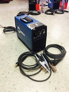 Miller Cst 280 Stick tig Welder With Leads
