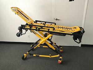 Refurbished Stryker Ambulance Stretcher 6500 Power Pro Xt With 1 Year Warranty