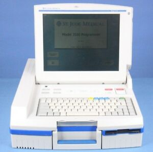 St Jude Medical Pacemaker Programmer Model 3510 With Warranty
