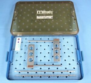 Mitek Panalok Medical Drill And Guide Set Medical Instrument Set With Warranty