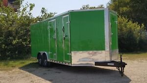 20 Ft Spray Foam Trailer Lifetime Warranty American Made Pneumatic Equip