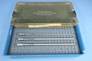 3x Davol Hydro Dissection Probe Set With Warranty 3 Pieces Total
