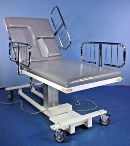 American Echo 1222 Bariatric Power Ultrasound Table With Warranty