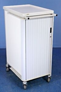 Innerspace Medical Supply Cart With Warranty Model 3750 Tt