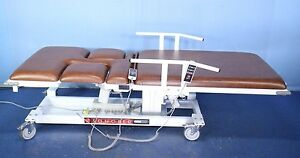 Heritage Medical Sonobed Power Ultrasound Table W Warranty 2000 Series Cardiac