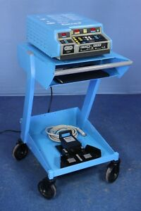 Pfizer Valleylab Force 2 Electrosurgical Unit With Cart Foot Pedal Refurbished