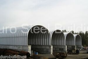 Durospan Steel 20x20x14 Metal Building as Seen On Tv Open Ends Factory Direct