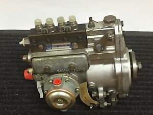Ford 6500 5500 Tractor W 256 Eng Diesel Fuel Injection Pump new C a v Minimec