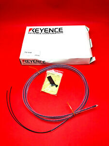 Keyence Fu 93z Fiber Optic Sensor New Fu93z