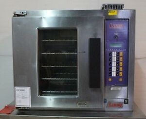 Lang Ehs pp 1 2 Size Electric Convection Oven manual Only
