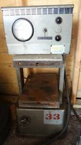 Lab Post Press Phi 20 Ton Rubber Molding Electric Heat Platen