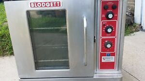 Blodgett Electric 240 Volt Convection Oven half size